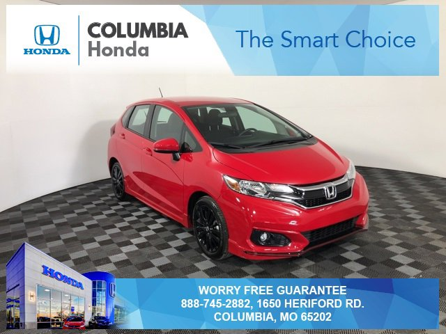 Used 2018 Honda Fit in Columbia, MO