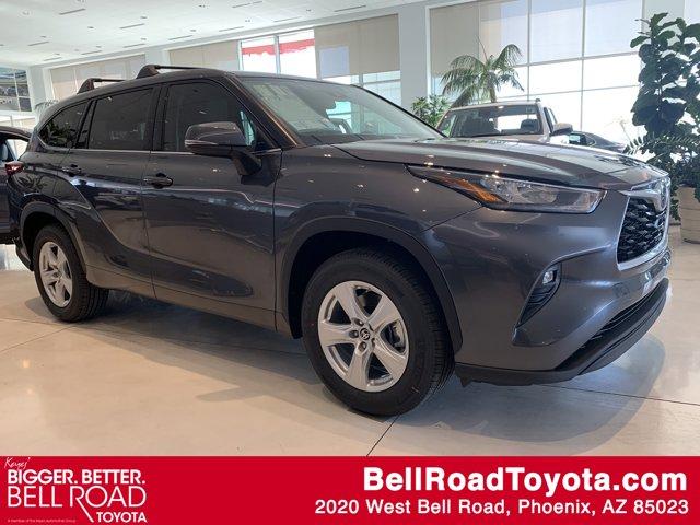New 2020 Toyota Highlander in Phoenix, AZ