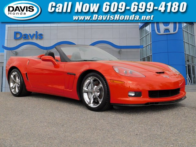 Used 2012 Chevrolet Corvette in Burlington, NJ