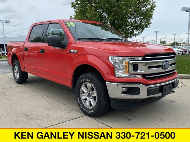 Used 2018 Ford F-150 in , OH