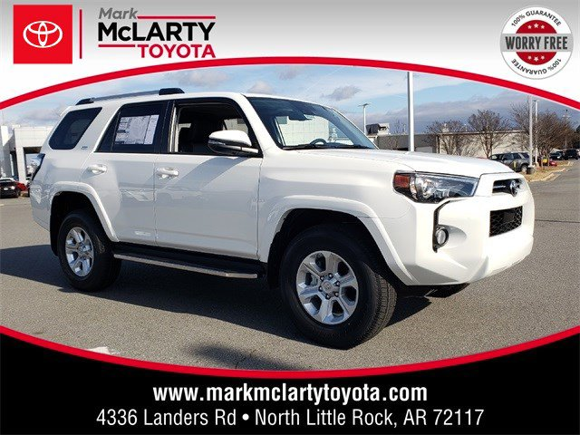 New 2020 Toyota 4Runner in North Little Rock, AR