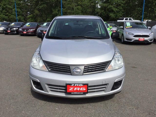 Used 2011 Nissan Versa 4dr Sdn I4 Manual 1.6