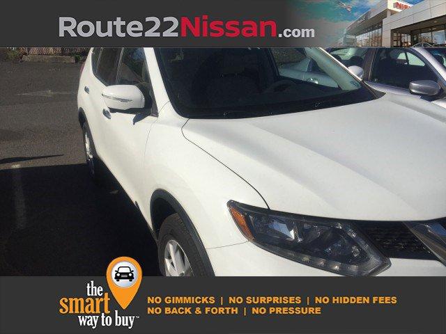 2015 Nissan Rogue SV AWD 4dr SV Regular Unleaded I-4 2.5 L/152 [0]