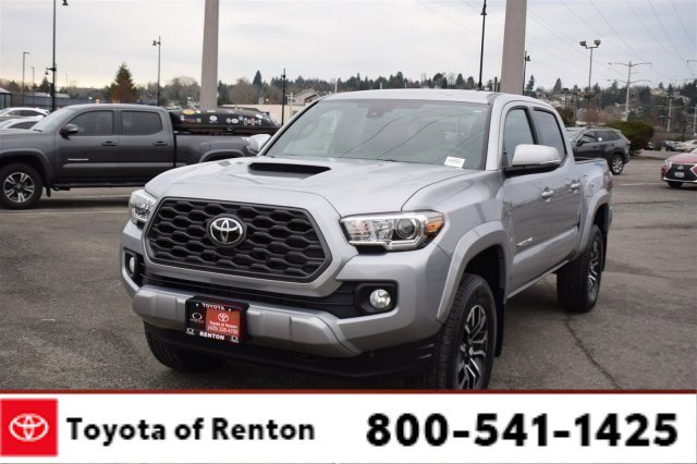 New 2020 Toyota Tacoma in Renton, WA