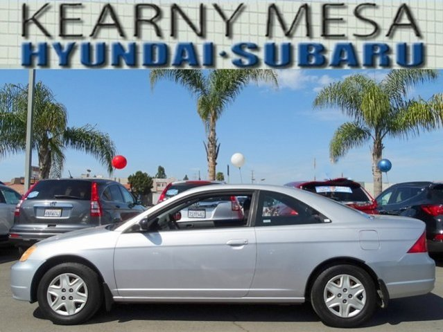 Used 2003 Honda Civic Coupe in San Diego, CA