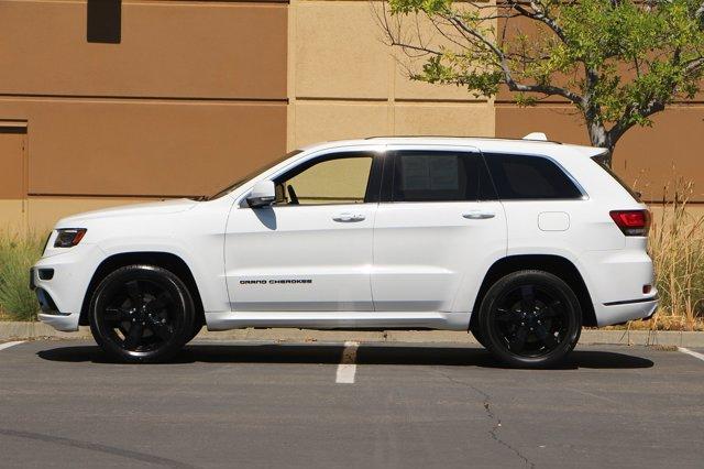 2016 Jeep Grand Cherokee High Altitude 7