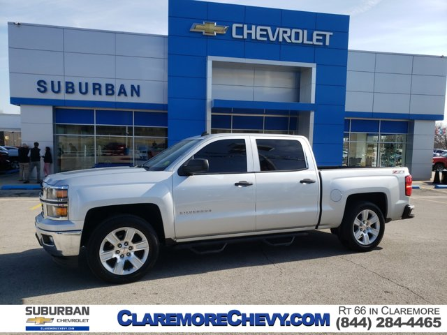 Used 2014 Chevrolet Silverado 1500 in Claremore, OK
