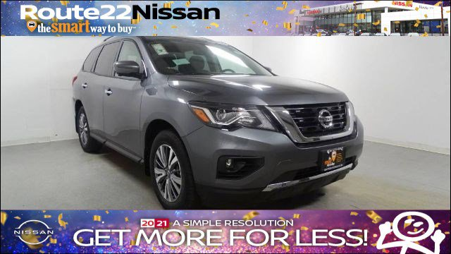 2020 Nissan Pathfinder SL 4x4 SL Regular Unleaded V-6 3.5 L/213 [4]