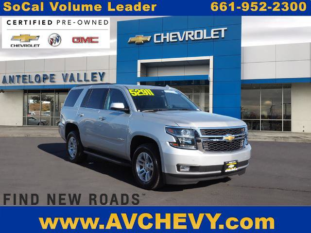 2020 Chevrolet Tahoe LT 4WD 4dr LT Gas/Ethanol V8 5.3L/325 [3]