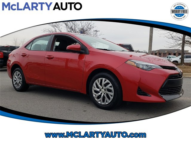 Used 2018 Toyota Corolla in North Little Rock, AR
