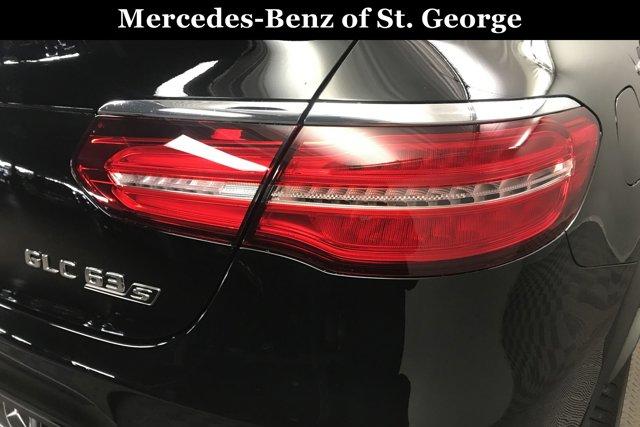 Used 2019 Mercedes-Benz GLC AMG GLC 63 S