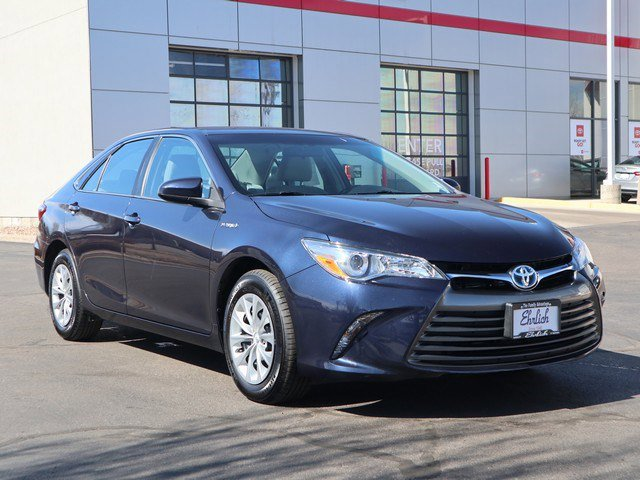 Used 2016 Toyota Camry Hybrid in Fort Morgan, CO