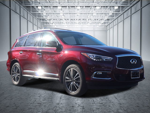 2020 INFINITI QX60 LUXE LUXE AWD Premium Unleaded V-6 3.5 L/213 [14]