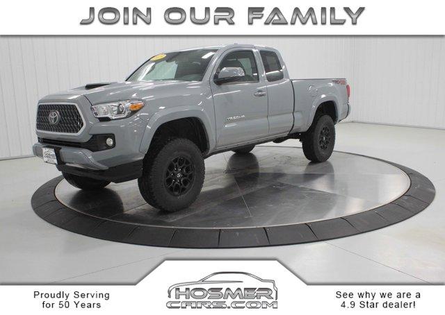 Used 2019 Toyota Tacoma in Mason City, IA