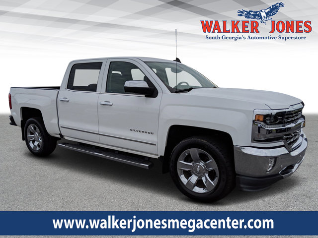 Used 2017 Chevrolet Silverado 1500 in Waycross, GA