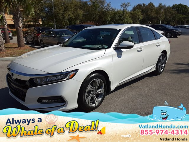 New 2020 Honda Accord Sedan in Vero Beach, FL