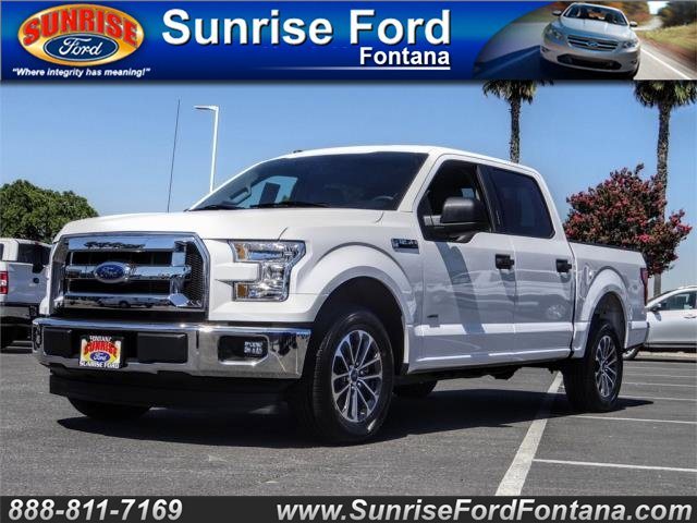 2017 Ford F-150 2WD SuperCrew 5.5′ Box Twin Turbo Regular Unleaded V-6 3.5 L/213 [13]