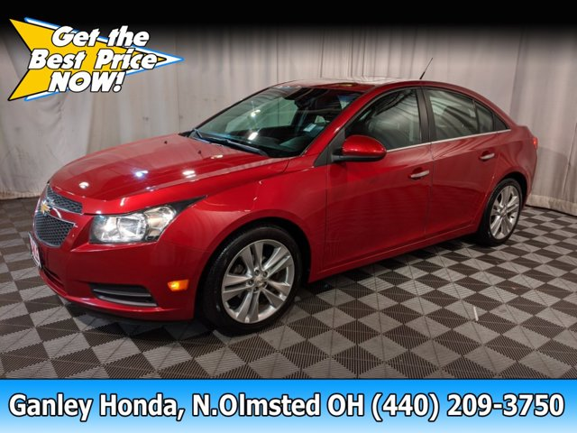 Used 2011 Chevrolet Cruze in North Olmsted, OH