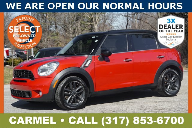 Used 2013 MINI Cooper Countryman in Indianapolis, IN