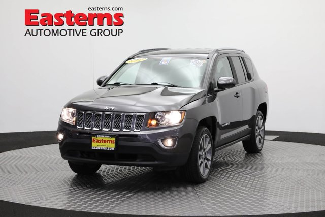 2016 Jeep Compass for sale 124421 0