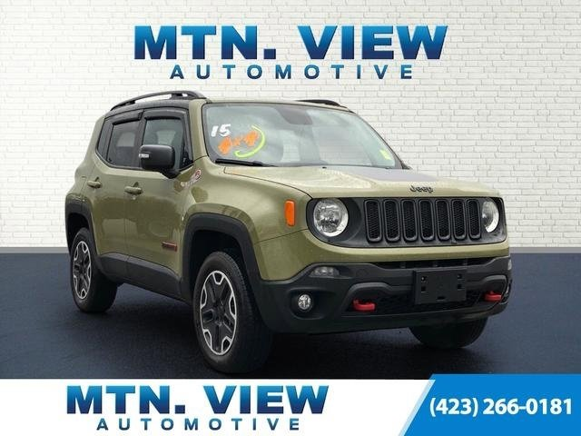 Used 2015 Jeep Renegade in Chattanooga, TN