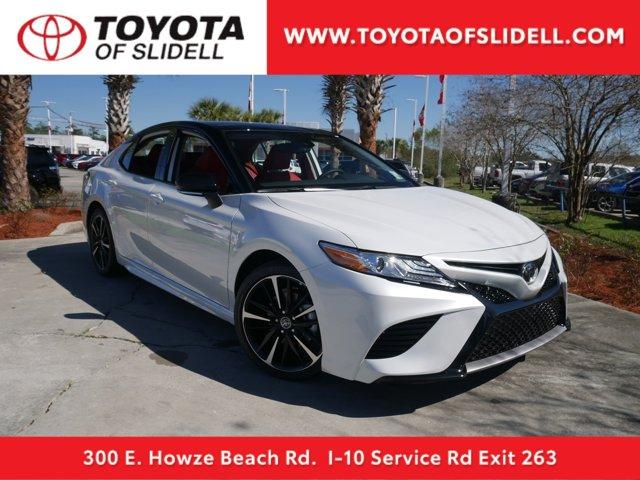 New 2020 Toyota Camry in Slidell, LA