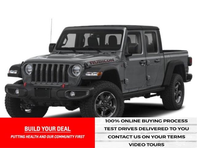 2021 Jeep Gladiator | RUBICON 4x4 | LEATHER | NAV | Rubicon 4x4 Regular Unleaded V-6 3.6 L/220 [1]
