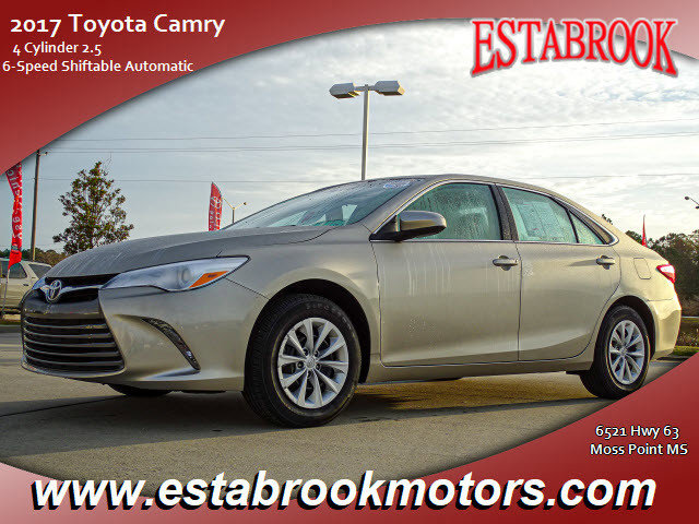 Used 2017 Toyota Camry in Moss Point, MS