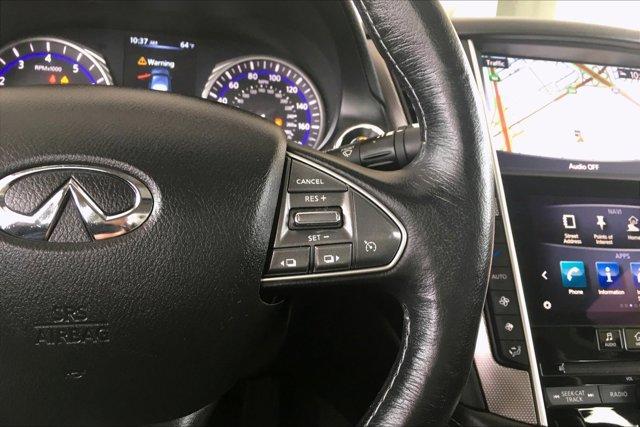 Used 2017 Infiniti Q50 2.0t Premium RWD