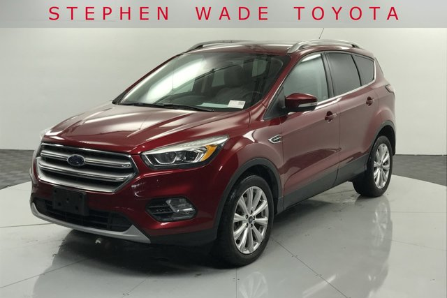 Used 2017 Ford Escape in St. George, UT