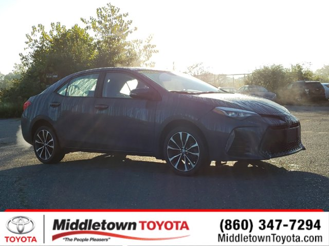 Used 2017 Toyota Corolla in Middletown, CT