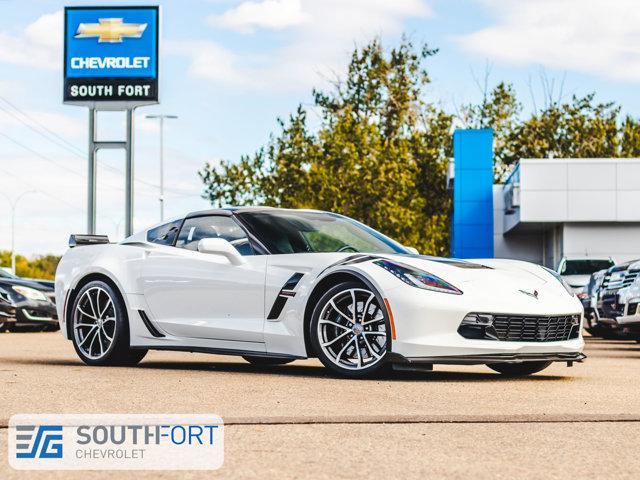 2017 Chevrolet Corvette Grand Sport 3LT 2dr Grand Sport Cpe w/3LT Gas V8 6.2L/376 [3]