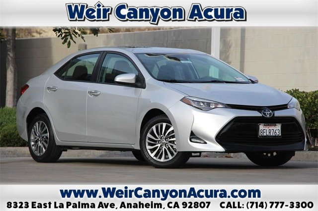 Used 2018 Toyota Corolla in , CA