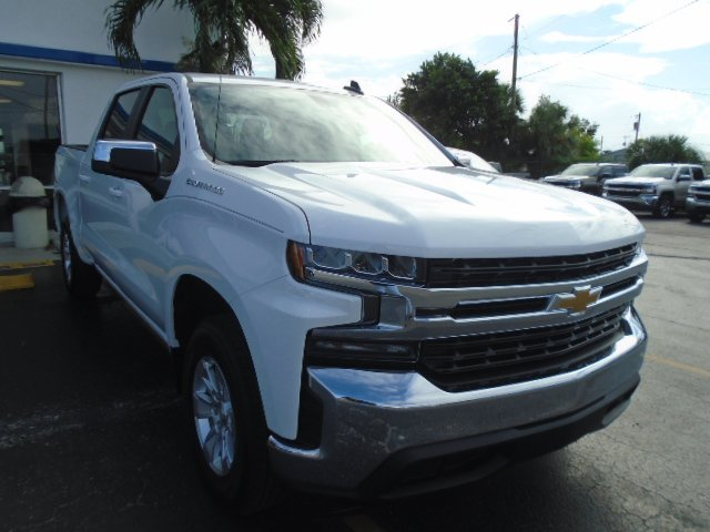 New 2019 Chevrolet Silverado 1500 in Arcadia, FL