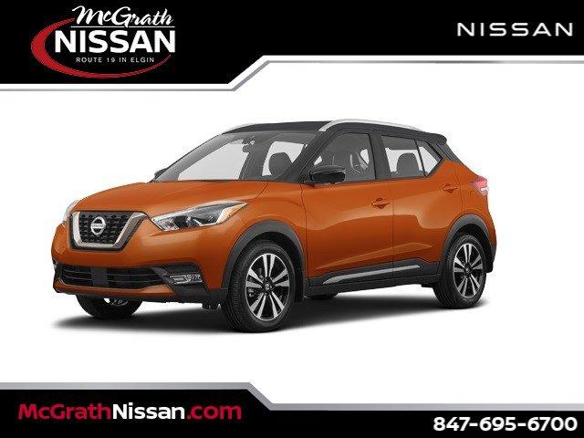 2020 Nissan Kicks SR SR FWD Regular Unleaded I-4 1.6 L/98 [1]