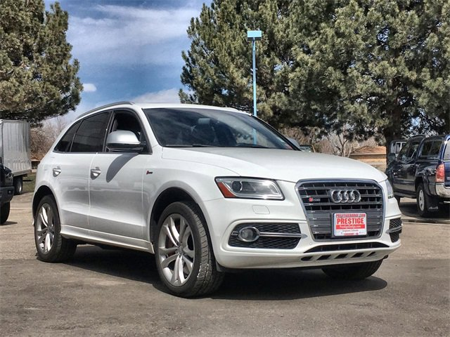 Used 2016 Audi SQ5 in Fort Collins, CO