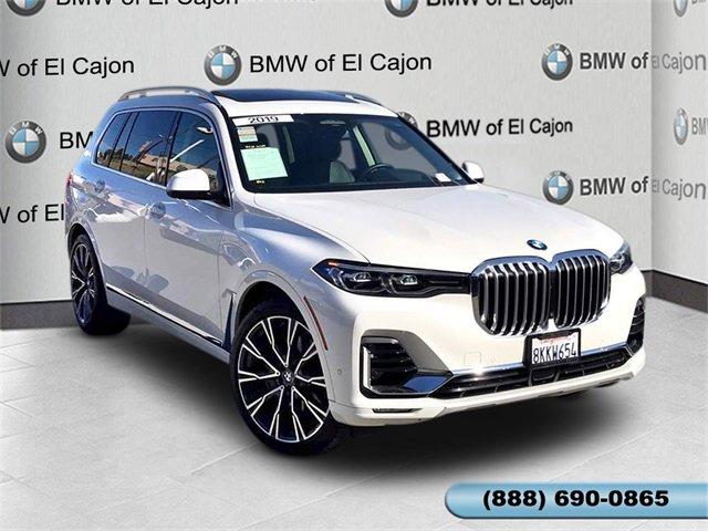 Used 2019 BMW X7 in Chula Vista, CA