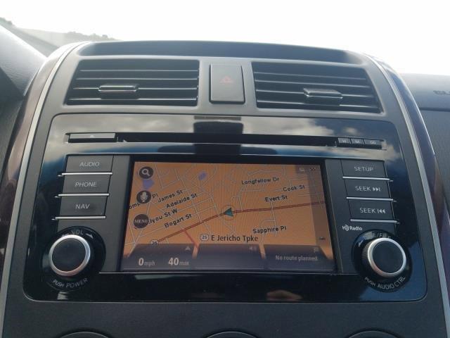 2015 Mazda CX-9 Grand Touring Meteor Gray Mica
