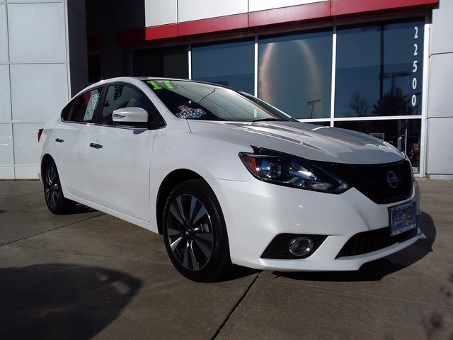 Used 2017 Nissan Sentra in Lexington Park, MD