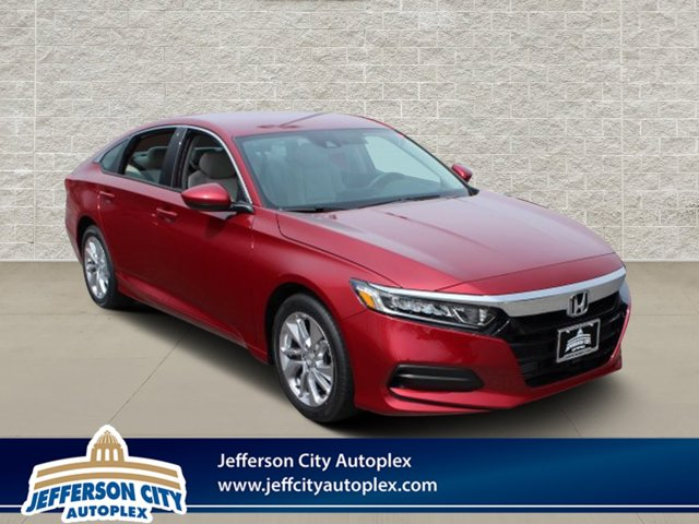 New 2019 Honda Accord Sedan in Jefferson City, MO