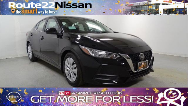 2021 Nissan Sentra S S CVT Regular Unleaded I-4 2.0 L/122 [20]