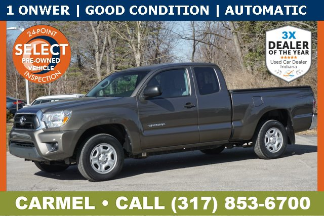 Used 2012 Toyota Tacoma in Indianapolis, IN