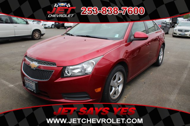Used 2012 Chevrolet Cruze in Federal Way, WA