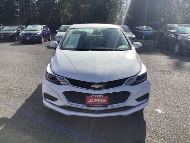 2017 Chevrolet Cruze 4dr Sdn 1.4L LT w-1SD