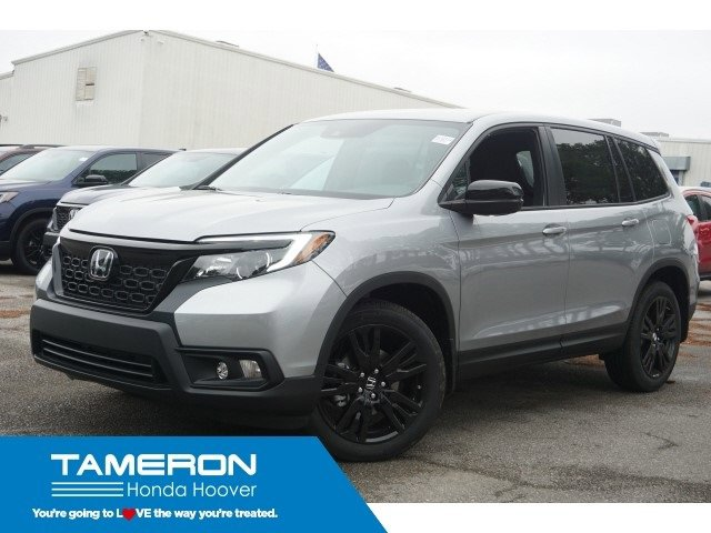 New 2019 Honda Passport in Gadsden, AL