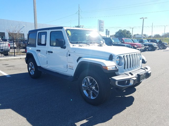 Used 2019 Jeep Wrangler Unlimited in Venice, FL