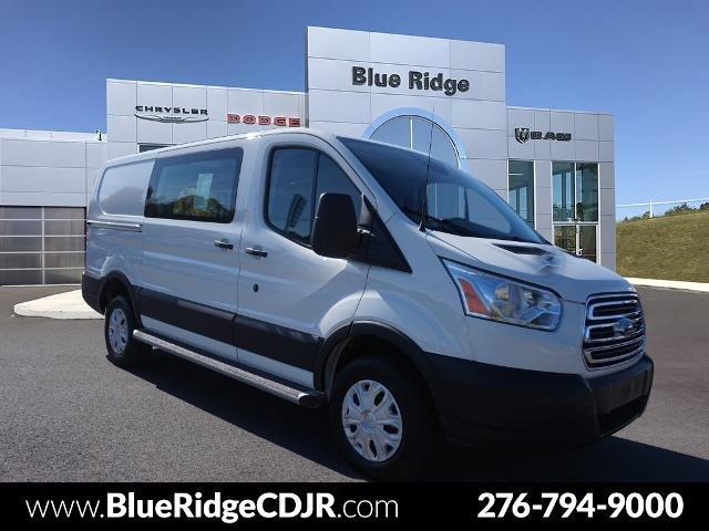 2019 Ford Transit Van Base T-250 130″ Low Rf 9000 GVWR Sliding RH Dr Regular Unleaded V-6 3.7 L/228 [3]