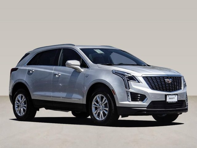 2020 Cadillac XT5 Luxury FWD FWD 4dr Luxury Turbocharged Gas I4 2.0L/ [4]