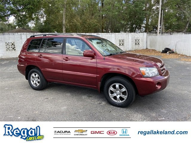 Used 2004 Toyota Highlander in Lakeland, FL