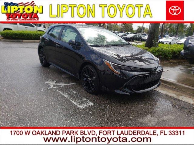 New 2020 Toyota Corolla Hatchback in Ft. Lauderdale, FL